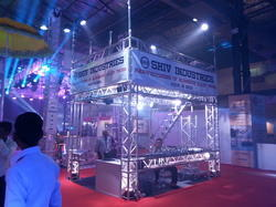 Exhibition Rental Truss