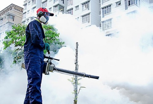 Houston Mosquito Control Fogging Misting System