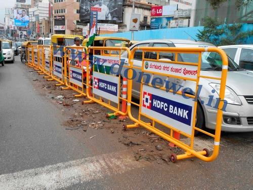 Barricades Traffic Barricade Manufacturer From Bengaluru