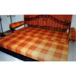 Steel Sofa Cum Bed Wrought Iron Fabricated Steel Metal Powde