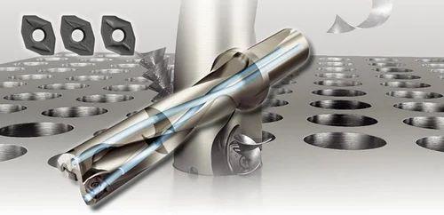 Carbide Tipped Kyocera Cutting Tool - Japan DRC Drilling