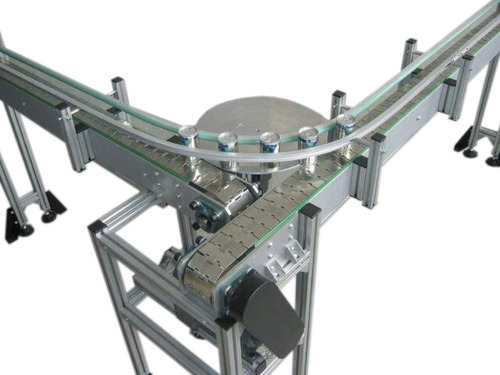Conveyor for Bottle Feeding