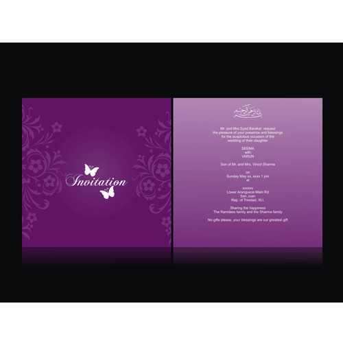 Wedding video invitation card at rs 1850 piece sector 26 wedding video invitation card stopboris Image collections