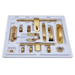 Brass Door Kit  sc 1 st  IndiaMART & Brass Door Kit Door Skins Panels u0026 Profile | Perwin in Vakola ... pezcame.com