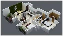Apartment (2 BHK)
