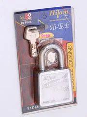 Hi-Tec (Hardened) Dual Locking
