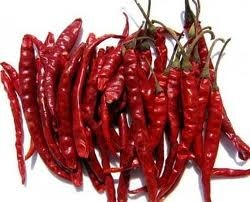 Standard Indian Red Dry Chillies