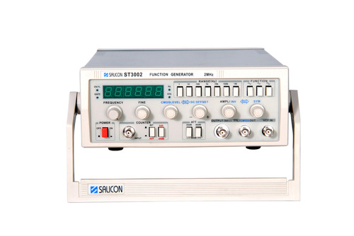 2mhz Function Generator With Frequency Counter St3002 At
