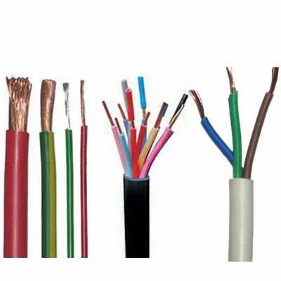 Copper Cable Pvc Insulated Multi Strand Copper Conductor