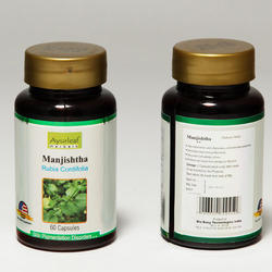 Herbal Skin Care Mannjishta Capsules