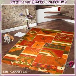 Kilim Pached Carpet