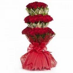 Three Layer Rose Bouquet
