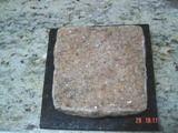 Yellow Granite Cobble Stone