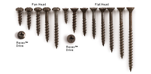 Plywood Screw Chipboard Screw Manufacturer From Surat