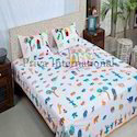 Kids Figure Patchwork Bedspread
