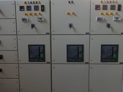 Fully Automatic Electrical Control Panel Fabrication