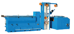 Intermediate Wire Drawing Machine Without Annealer ( ZLT250/21)