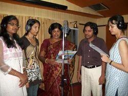 Film Singing Classes