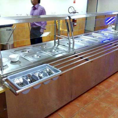 Serving Counter Food Serving Counter Manufacturer From Pune