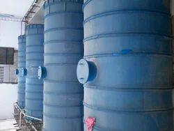 FRP Industrial Storage Tank