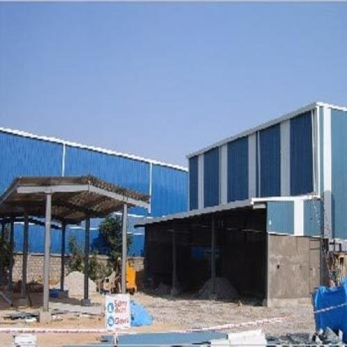 Industrial Shed Design Structural Design Consultant Services In