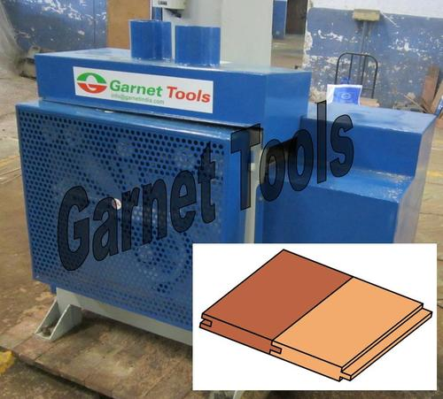 Tongue And Groove Making Machines Tongue And Groove
