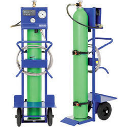 SF6 Gas Filling Cart