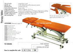 Electric Controlled Physiotheraphy Table