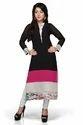 Designer Semi Indian Latest Fashion Long Party Wear Kurti