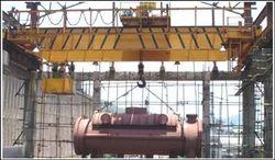 Automatic Double Girder EOT Crane