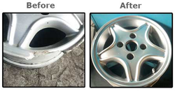 Automobile Wheel Reconditioning Services
