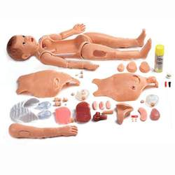 Advanced Multi Functional Child Nursing Manikin (Unisex)