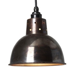 Old Antique Pendant Light