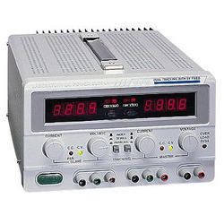 Triple DC Power Supply Calibration Services