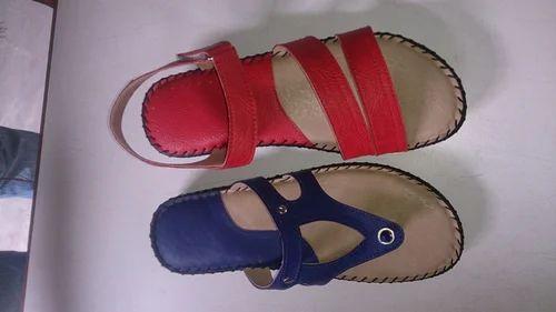 aec08af9bd4a Pure Leather Ladies Sleepers   Sandals and Ladies Comfort Sleeper ...