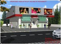 Theatre at Pathankot