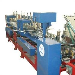 Carton Folding Gluing Machine