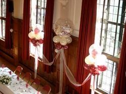 Wedding Balloons Decoration Service