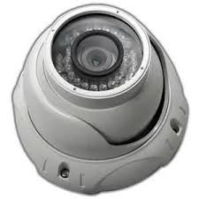 IP CCD Dome Camera