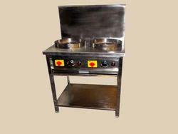 SS Cooking Range