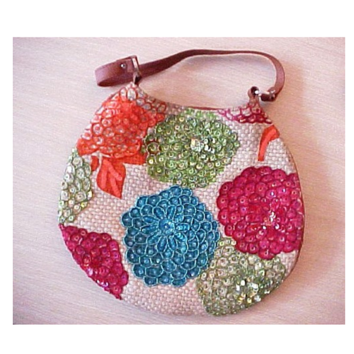 b061118bd4e5 Colorful Bag - View Specifications   Details of Ladies Bags by ...