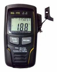 Compact Temperature & Humidity Data Logger