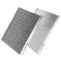 White Bosch Cabin Filters, For Automobiles