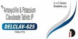 Delclav 625 Tablets