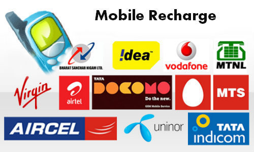 Multi Sim Multi Recharge, All Mobile & DTH Recharge Commission Up To