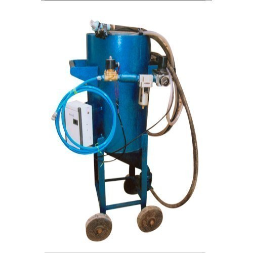 Sand Blasting Machine - Sandblaster Latest Price