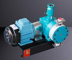 Mechanically Actuated Dosing Pump