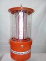 Led Red Medium Intensity Obstruction Warning Light, Ip Rating: Ip65