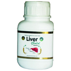 Herbal Tablets for Liver
