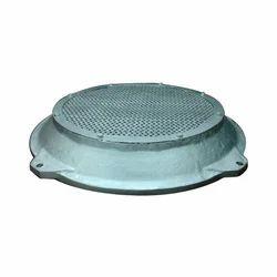 Ms Circular Aluminum Fan Cover NGEF, 415